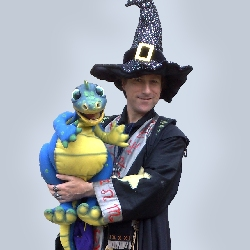 Childrens magic wizard Show