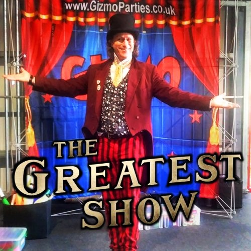 Greatest Showman parties and events