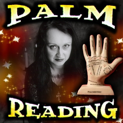 Pamela Kempthorne palm reader