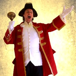 hire a town cryer